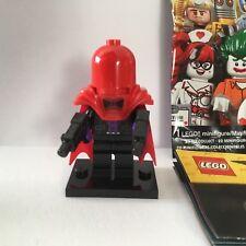 Lego Sammelfiguren The Batman Movie 71017 - Nr. 11 Red Hood NEU
