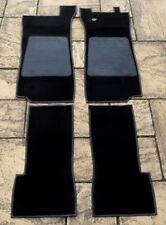 TRIUMPH STAG MK1 & MK2 NEW 4 PART FOOTWELL CARPET SET