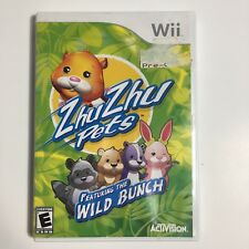 Zhu Zhu Pets Wii Great condition (No manual)