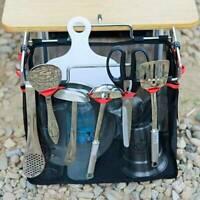 Storage Net Bag Outdoor Camping Picnic Kitchen Light Folding Table Hanging Net