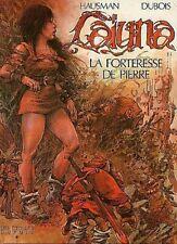BD.N°3037. Laïyna - N° 1 - La Forteresse de pierre - pierre dubois . EO 1987