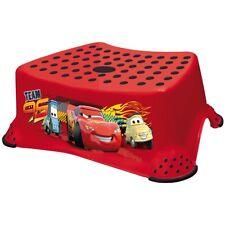 Keeeper Cars Schemel Tritthocker Cherry Red