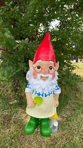 gardening grandpa giant gnome