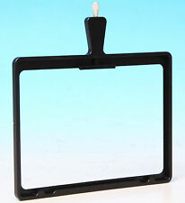 Filtro tray/holder 4x5.6 / 4x4 De 150 Mm Caja Mate como arri/chrosziel ac-410-31