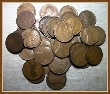 1914 P Lincoln Wheat Cent, One Coin from Lot Pictured, Below Good