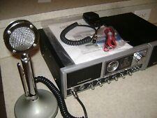 PRESIDENT WASHINGTON AM/SSB CB BASE STATION MATCHING SPEAKER AMPLIFIED D-104