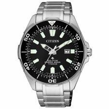 Citizen Promaster BN0200-81E  Men's Analogue Solar Watch - Silver