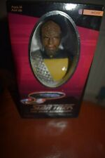 Star Trek Sideshow Limited Edition Bust Worf Number 1220 BNIB Sci-Fi