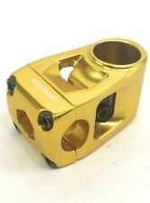 "Box Hollow Stem 1-1/8"" 48mm Front Loader, Gold"