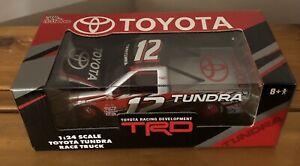 Toyota Tundra TRD #12 Craftsman Truck 1:24 Racing Champions Diecast Brand New