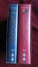 Christopher Paolini - ERAGON & ELDEST Slipcased edition - 1st (1)