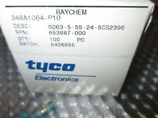 TE Connectivity Raychem Solder Sleeve with Lead  S063-5-55-24 5CS2396 100 units