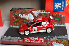 NOREV PEUGEOT 206 WRC #2 MONTE CARLO 2003 1:43