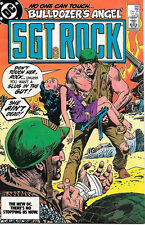 Sgt. Rock Comic Book #388, DC Comics 1984 NEAR MINT