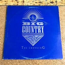 Big Country - The Crossing (LP, Album)