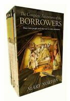 Complete Adventures of the Borrowers, Paperback by Norton, Mary; Krush, Joe; ...