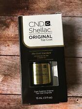 CND Shellac Top coat 15 ml 100% Original Made in USA Kit Set