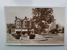 Frinton on Sea- Connaught Drive Photo Postcard 3072