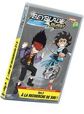 Beyblade Burst - Saison 2, Vol. 3 : A la recherche de SHU !