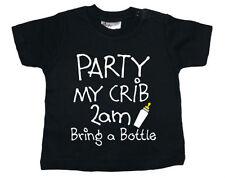 Chemises, débardeurs et t-shirts noirs pour garçon de 0 à 24 mois, taille 12 - 18 mois