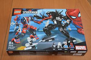 LEGO Marvel Super Heroes 76115 Spider Mech vs. Venom - Neu OVP ungeöffnet
