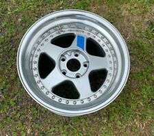 "OZ Futura Corvette Single Rear Wheel 17x11"" 14mm Offset"