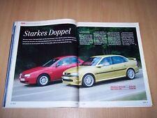 MOT 4903) Opel Vectra i 500 mit 195PS besser als...?