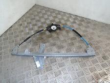 PEUGEOT 307 SW O/S/F finestra regolatore driver LATERALI ANTERIORE 2005 (senza motore)