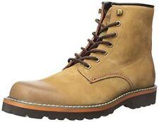 Hawke & Co Men's Harrison Plain Toe Boot Leather Wheat Sz-10.5 M US