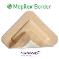 SC295400EA - Mepilex Border Self-Adherent Foam Dressing 6 x 6