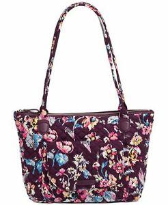 Vera Bradley Carson East/West Tote (Indiana Rose) Tote Handbags
