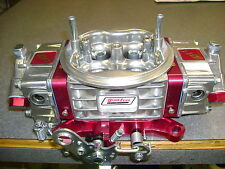 Quick Fuel 750 cfm Dbl. Pump 4bbl  Drag Race Street Gas Q Series Race Carb Q 750