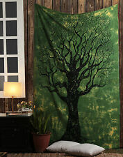 Celtic Tree of Life Indian Tapestry Wall Hanging Hippie  Bedspread Bohemian5
