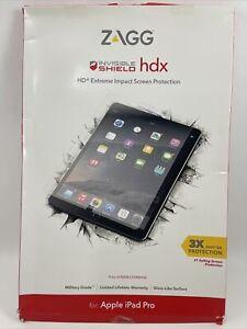 ZAGG  Invisible Shield HDX Screen Protector for Apple iPad Pro 12.9