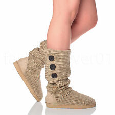 Block Unbranded Textile Upper Boots for Women