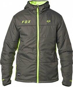 Fox Ridgeway Jacket Smoke - Casual Fox Racing Thermal Insulated