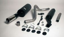 MK1/2 SCIROCCO Mild Steel Jetex Exhaust system, Single T/Pipe MK1 Sci/Golf