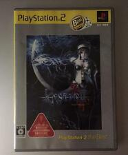 Kagero II: Dark Illusion PLAYSTATION 2 PS2 **JAPANESE JPN**Complete**US SELLER**