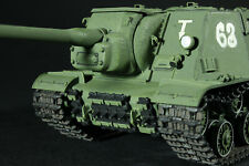 1/35 scale Built and Painted Soviet SU 122 Tank