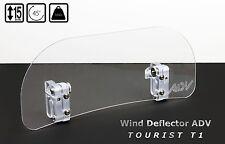 Wind Screen Deflector for motorcycle motorbike windshield LOW Tourist T1