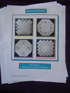Heirloom Collection I Hardanger Charts