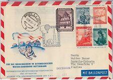 Aviation Postal History Austrian Stamps
