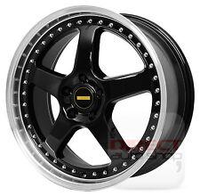 4x FR BLACK 20 inch 2085 Alloy Wheel HOLDEN COMMODORE VL VK VT VY VZ VE VF