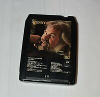 Kenny Rogers, Kenny, United Artists, 8LOO 979, 8 Track