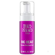 Tigi Bed Head Big Head Volume Boosting Foam for Fine Flat Hair - 125ml