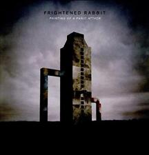 Frightened Rabbit - Painting Of A Panic Attack (NEW VINYL LP)