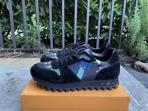Louis Vuitton Run Away Sneakers US Size 10
