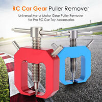 Alloy Metal Motor Gear Puller Removal Tool For Axial SCX10 TRX4 D90 1/10 RC Car