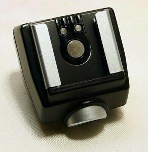 Flash Schuhe Adapter Für Minolta X Serie SLR Ab Kamera Sync Kordel 4 Pin