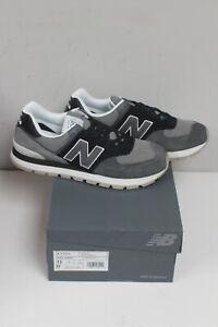 New Balance 574 Rugged Black Grey White ML574DCH Men's Size 13 NEW